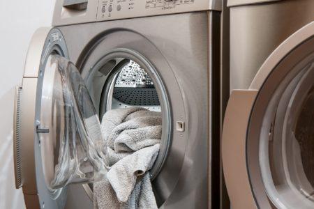 Lavage du linge à domicile