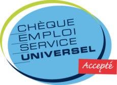logo CESU (Chèque Emploi Service Universel)